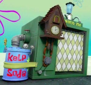 Time Machine (SpongeBob HeroPants)