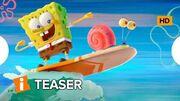 Bob Esponja O Incrível Resgate Dia dos Oceanos Teaser