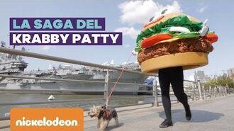 La saga del Krabby Patty Ep. 7 Il cane Nickelodeon