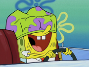 Mrs. Puff, You're Fired 178