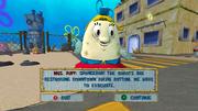 SpongeBob SquarePants Mrs. Poppy Puff Character Game Image Nickelodeon 2