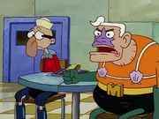 Mermaid Man and Barnacle Boy 105