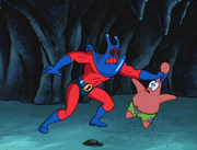 Mermaid Man and Barnacle Boy III 115