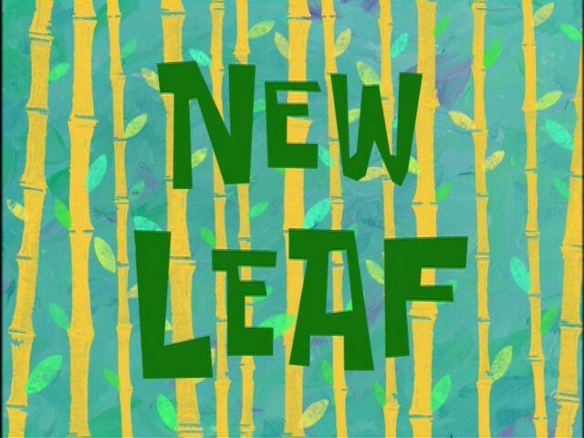 File:New Leaf.JPG
