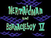 Mermaid man 3