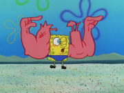 MuscleBob BuffPants 093