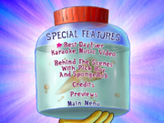 Season 4 Volume 2 disc 2 special features