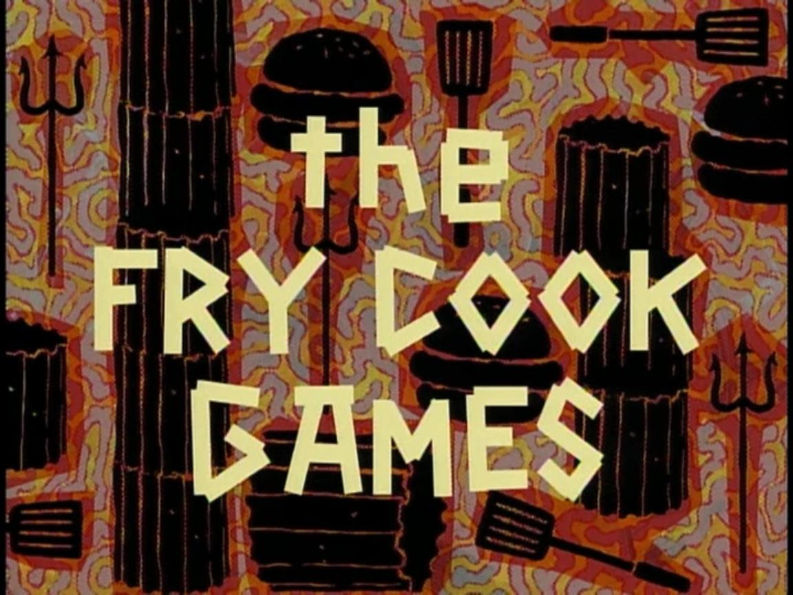the fry cook games encyclopedia spongebobia fandom powered by