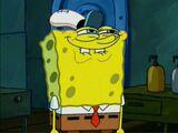 Up Spongebob