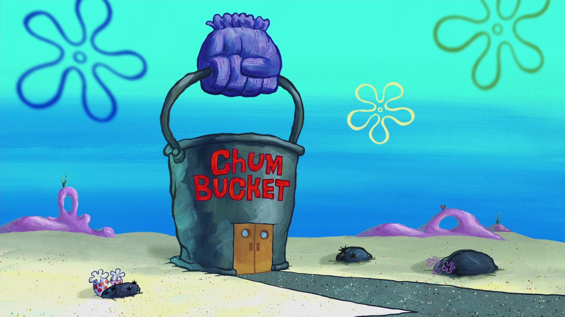 Chum Bucket | Encyclopedia SpongeBobia | FANDOM powered by Wikia