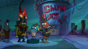 The SpongeBob Movie Sponge Out of Water 404