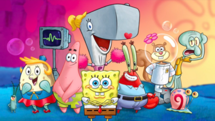 Spongebob-cast