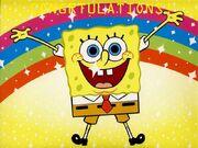 Spongebob congratulations