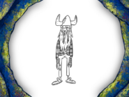Viking-Sized Adventures Character Art 39