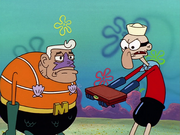 Mermaid Man and Barnacle Boy 139