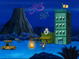 Sandy in SpongeBob SquarePants vs. The Big One-32