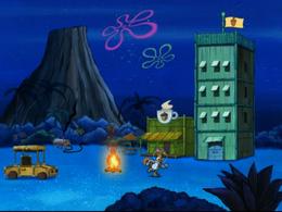 Sandy in SpongeBob SquarePants vs. The Big One-32