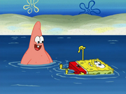 SpongeBoard Error