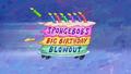 SpongeBob's Big Birthday Blowout (Title Card)
