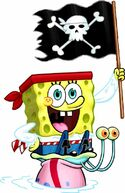 SpongeBob Pirate 1