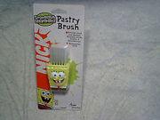 Spongebob Pastry Brush
