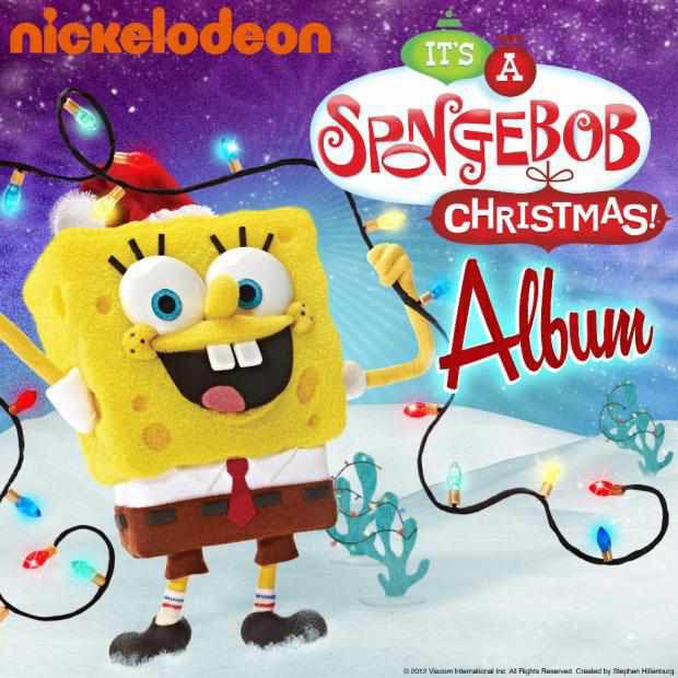 It's a SpongeBob Christmas! (album) | Encyclopedia SpongeBobia ...