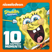 10 Happiest Moments Digital cover