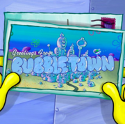 Greetingsfrombubbletown