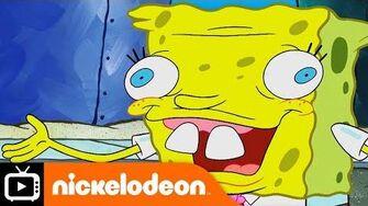 SpongeBob SquarePants - Brainless Sponge Nickelodeon