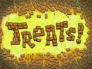 Treats! title card