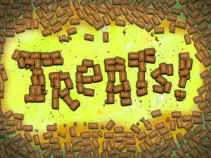Treats! title card