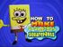 How to make Spongebob Squarepants