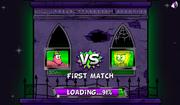 Scary Brawl - First match