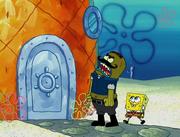 SpongeBob Meets the Strangler 117