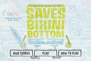 SpongeBob Saves Bikini Bottom