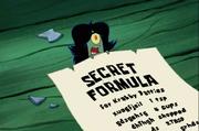 Krabbyroad secretformulagibberish