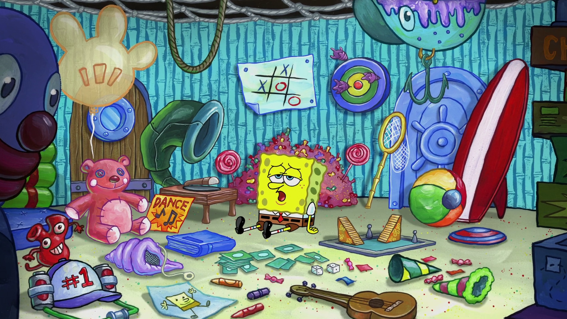 SpongeBob's Place | Encyclopedia SpongeBobia | FANDOM