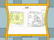 Spongicus storyboard panels-14