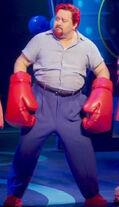 Mr. Krabs Broadway