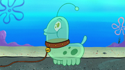 Plankton's Pet 090