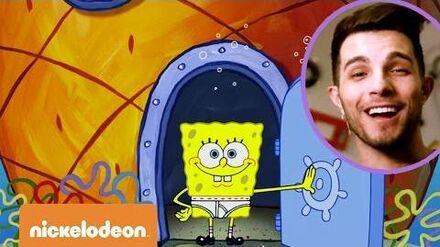 Spongebob La sigla in italiano cantata da Marco Carta Nickelodeon