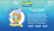 Spongebobsidecharacter grandmasquarepants