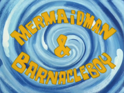 Mermaid Man and Barnacle Boy 012