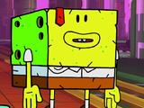 Off Model SpongeBob