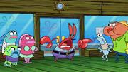 SpongeBob's Place 100