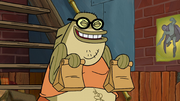 Moving Bubble Bass 051