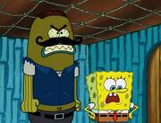 SpongeBob Meets the Strangler 175