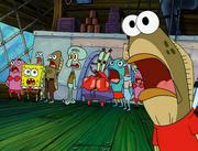 Sandy, SpongeBob, and the Worm 060