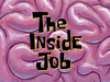 The Inside Job title card