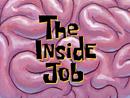 The Inside Job title card